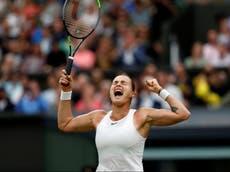 Wimbledon 2021: The cream rises as Ashleigh Barty, Angelique Kerber, Aryna Sabalenka and Karolina Pliskova reach semi-finals