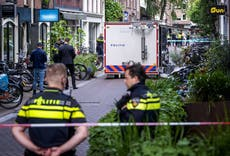 Dutch crime journalist Peter R de Vries reportedly shot in the head in Amsterdam
