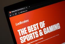 Ladbrokes ad banned for showing socially irresponsible gambling behaviour