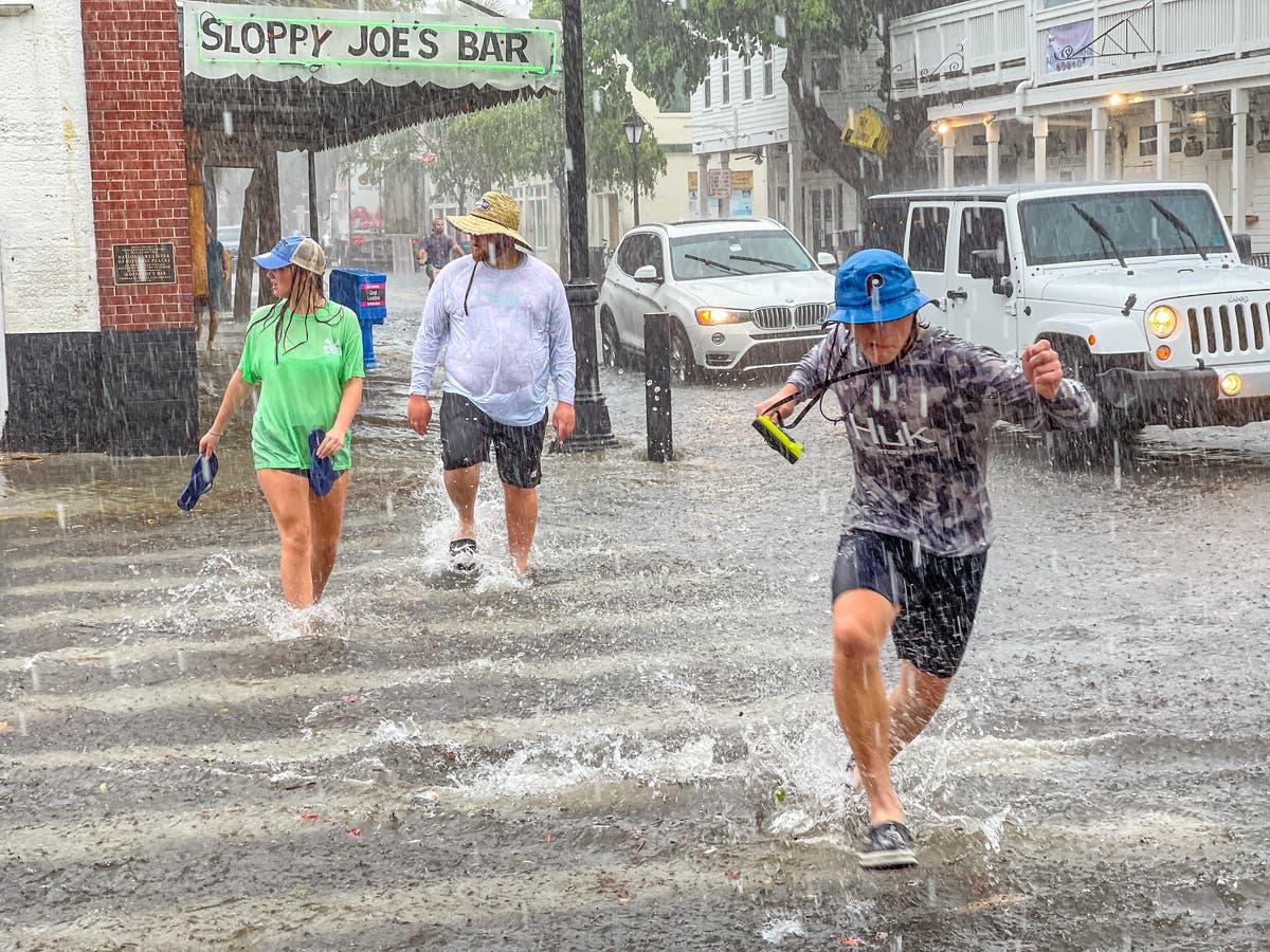 Hurricane Elsa threatens Florida's northern Gulf coast
