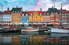 Denmark adds nearly all of UK to its red list