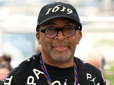 Spike Lee says Black people are 'being hunted down like animals'
