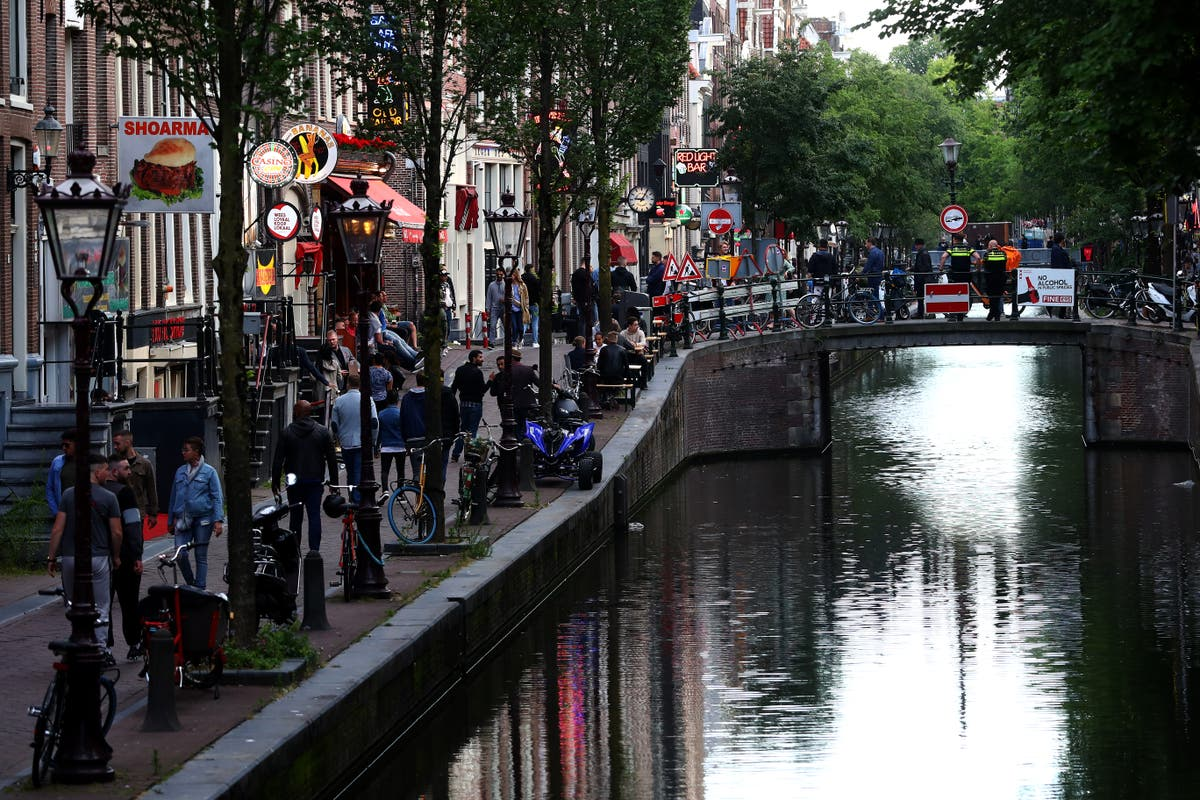 Amsterdam tells party tourists to stay home