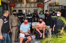 Thai police expect to extradite 2 German drug suspects