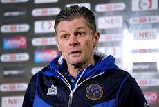 Steve Cotterill felt he came back too soon from Covid-19 and pneumonia