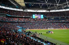 Euro 2020 tickets being sold for up to £20,000 each on resale sites