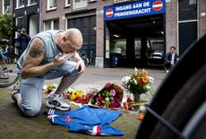 Two arrested over shooting of Dutch crime journalist