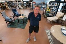 Have a seat: Patio furniture shortage tells US economic tale