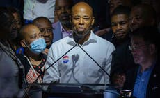 NYC mayoral primary winner Eric Adams: 'I know how to lead'