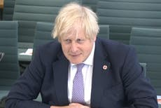 Boris Johnson warns of Jewish 'exodus' from Northern Ireland due to Brexit protocol he signed