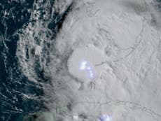 Hurricane Elsa: Storm makes landfall on Florida Gulf Coast as dramatic satellite video emerges