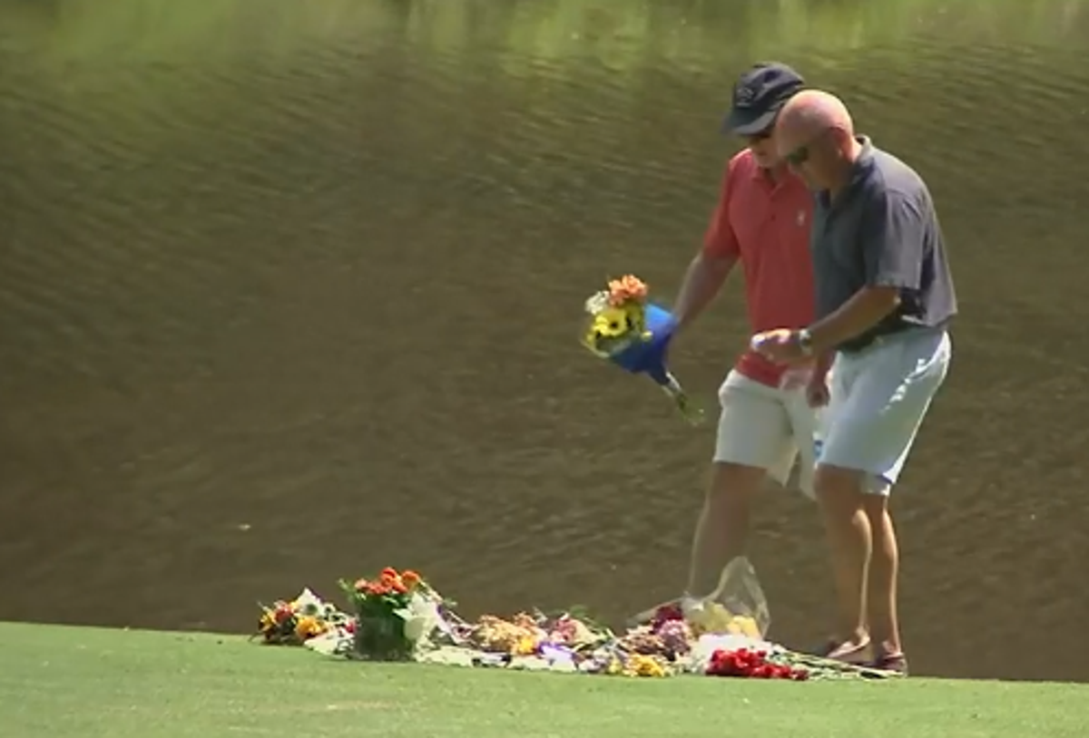 Golf pro killed after witnessing crime in Georgia country club triple homicide, say police