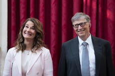 Philanthropists including Bill and Melinda Gates pledge £100m to cover part of UK foreign aid cut