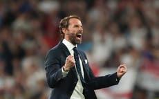 """Euro 2020: Gareth Southgate celebra a noite """"especial"""" enquanto a Inglaterra acaba esperando para chegar à final"""