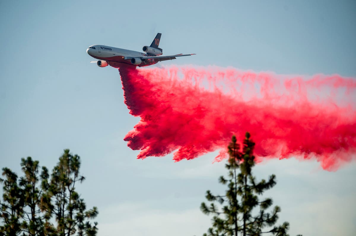 Pace of California wildfires well ahead of disastrous 2020