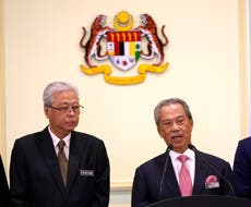 Malaysia in political limbo as key ally pulls support for PM