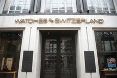 Watches of Switzerland to expand into Europe amid soaring sales