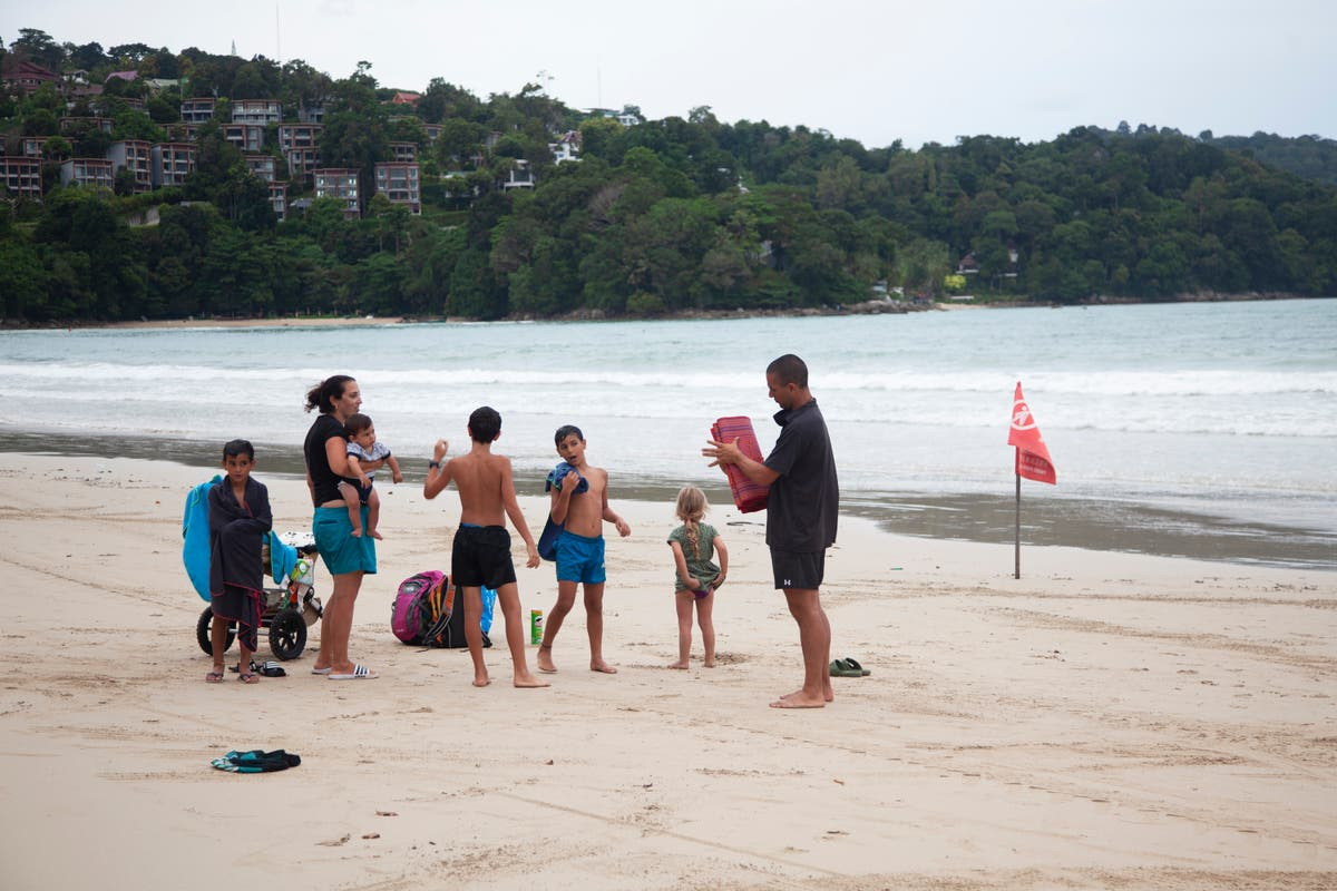 Phuket draws tourists despite rising Thailand virus cases
