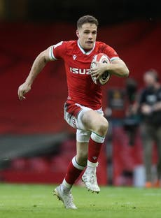 Wales name Kieran Hardy, Hallam Amos and Owen Lane in team to face Argentina