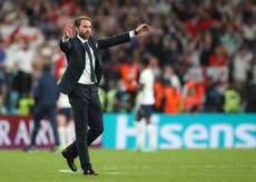 Gareth Southgate ready for England's 'biggest possible test' against Italy