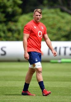 Alex Dombrandt has made 'real progression' to earn England debut – Eddie Jones