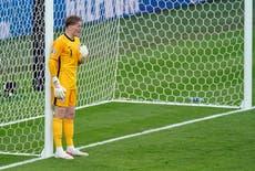 Jordan Pickford: 'Speedy' maturing at Euro 2020 to drive England to final