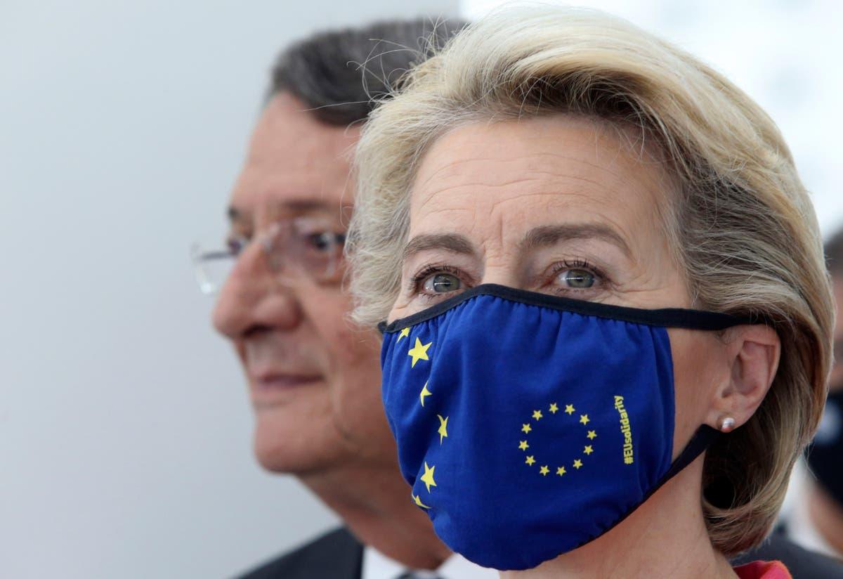 EU border agency to help Cyprus stem migrant arrivals