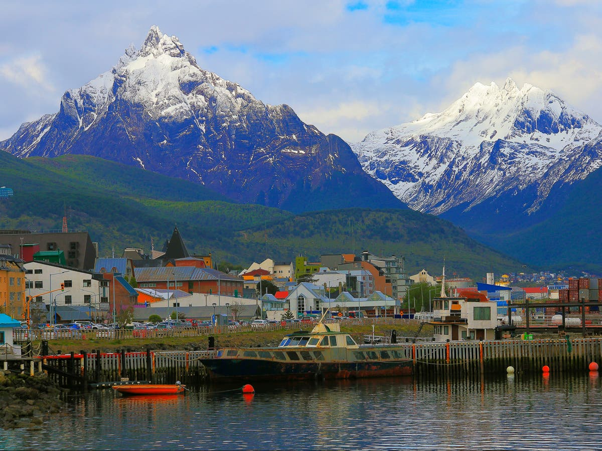 Argentina becomes first country to ban open-net salmon farming due to impact on environment