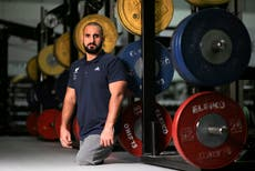 Medals not on Ali Jawad's mind this time as powerlifting star gets set for Tokyo