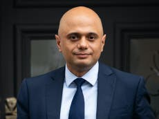 Sajid Javid casts doubt on social care plan by end of 2021, promising 'general sense of direction' soon