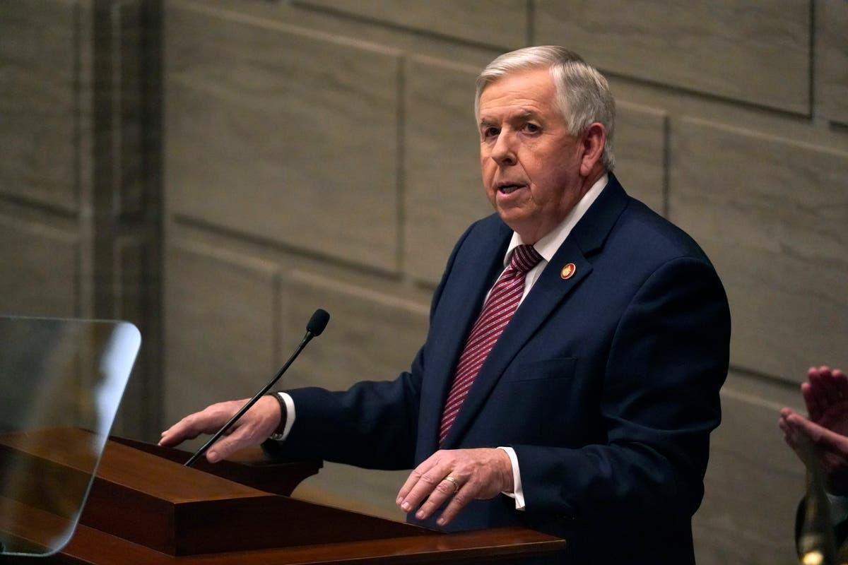 Missouri governor OKs police chokehold, accountability bills