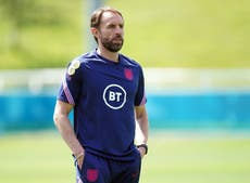 Gareth Southgate proud to be leading England into major tournament final