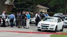 の射撃で起訴されたシカゴの男 2 連邦政府のエージェント, 役員