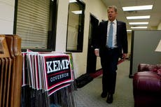 Q&A with Georgia Gov. Kemp: Voters 'know what the truth is'