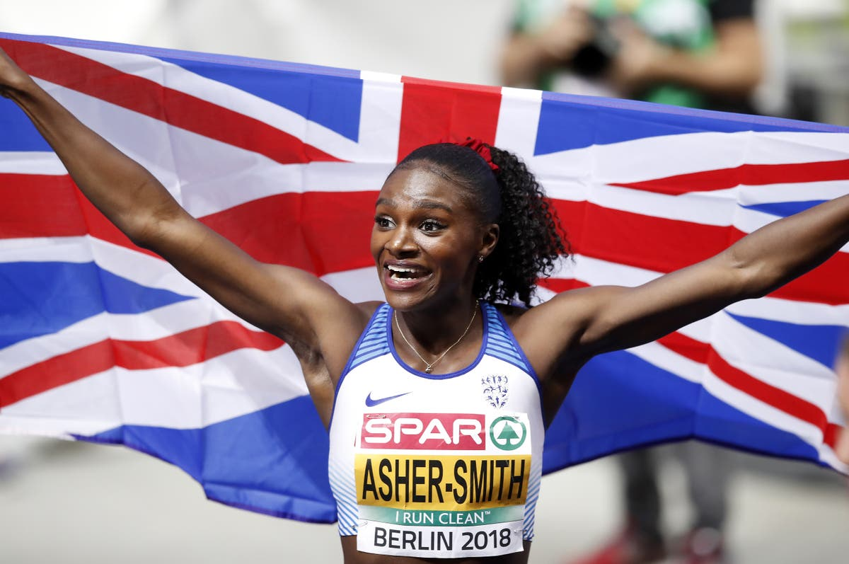 Great Britain and Northern Ireland team for Tokyo 2020 in full