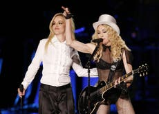 Madonna calls for Britney Spears' freedom and compares her conservatorship to slavery