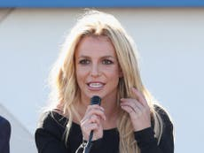 Britney Spears condemns 'haters' over 'edited' nude photo backlash