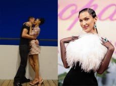 Bella Hadid seems to confirm relationship with new boyfriend Marc Kalman in rare Instagram post