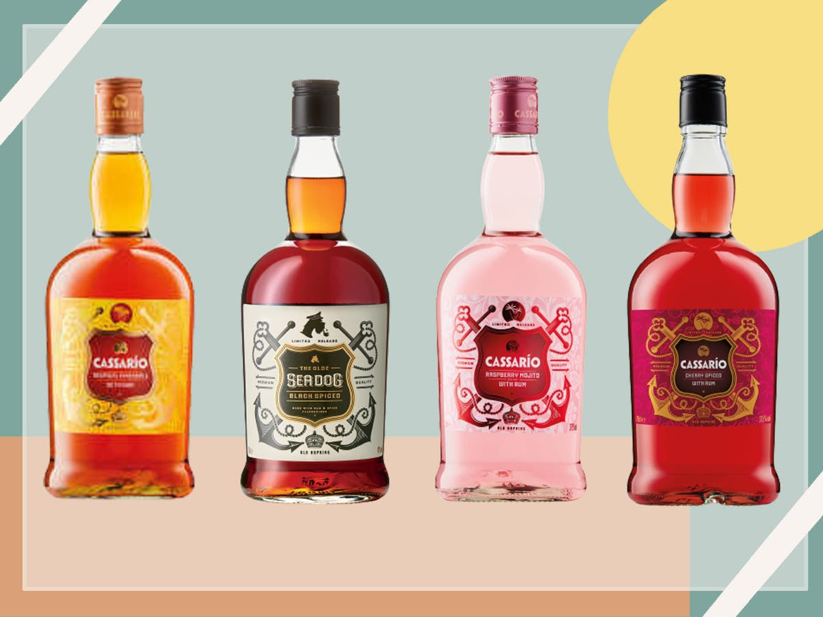 Fancy a pina colada? Aldi's flavoured rums are here in time for World Rum Day