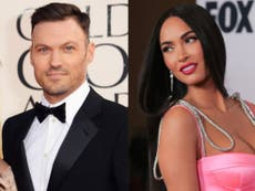 Brian Austin Green denies bad blood with ex-wife Megan Fox after cryptic comment shocks fans