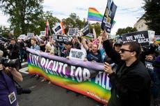 Michigan bureau: LGBTQ rights ballot drive short signatures
