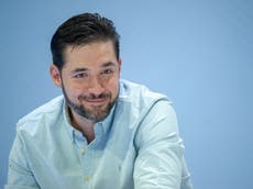 Reddit founder has rival's nasty comment on his office wall for motivation