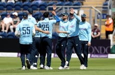 Lewis Gregory hails county cricket's role in nurturing England's stand-in stars
