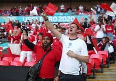 Wembley DJ loves sense of togetherness 'Sweet Caroline' has created for England