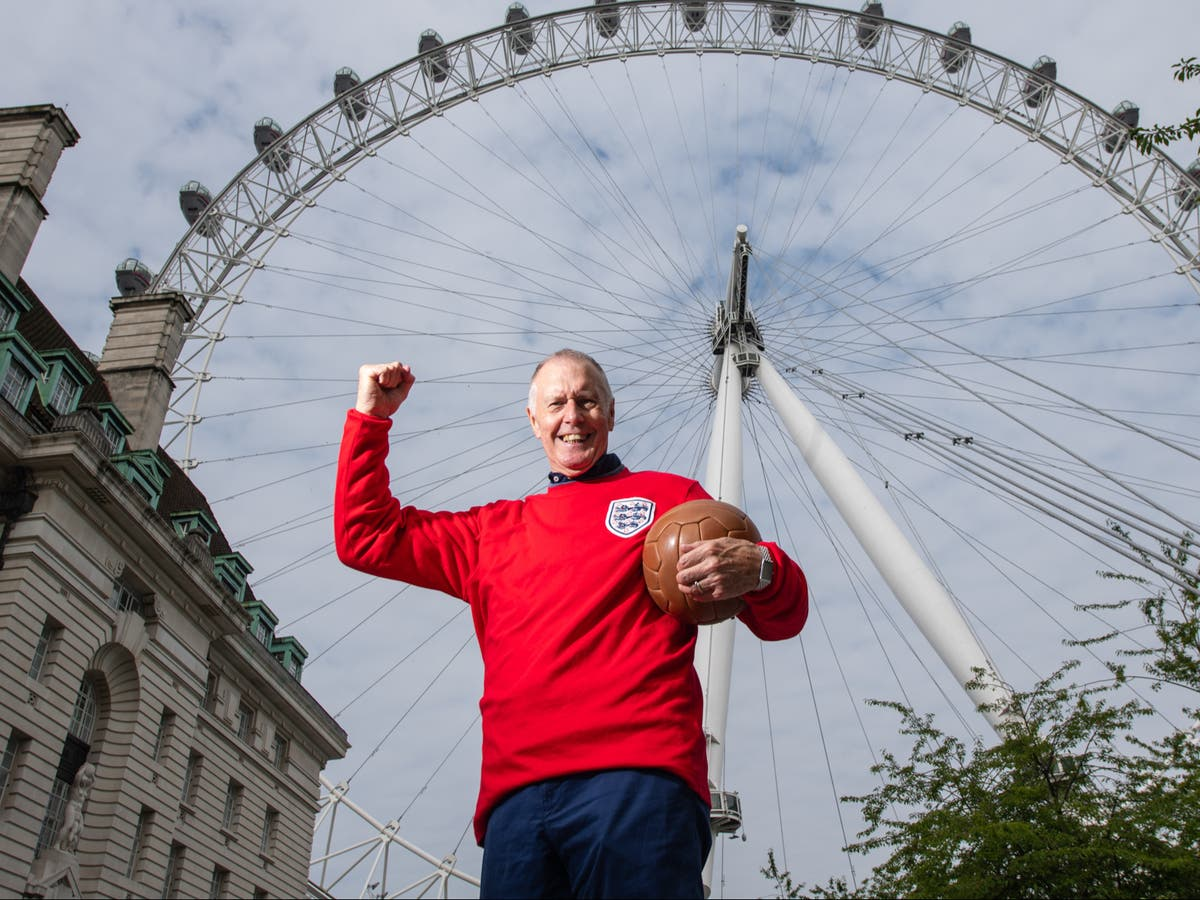 Geoff Hurst likens Gareth Southgate's leadership to World Cup-winner Alf Ramsey