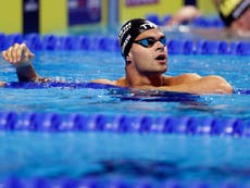 US Olympic swimmer admits he's unvaccinated as Tokyo bans fans over fears of superspreader games