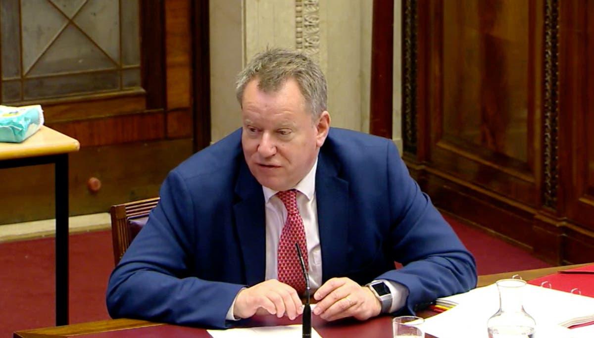 """Le protocole d'Irlande du Nord conclu avec l'UE par Boris Johnson n'est """"pas définitif"""", dit le ministre du Brexit"""
