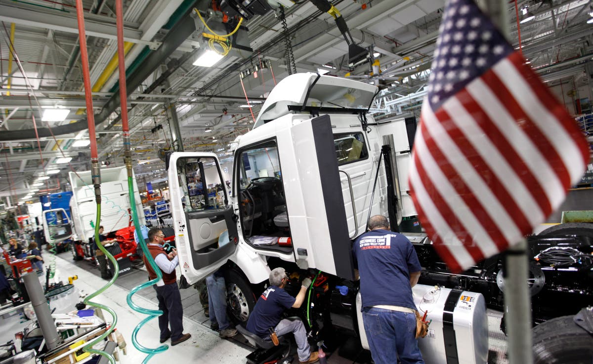 Volvo to resume production at Virginia plant despite strike