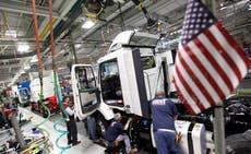 Striking Volvo workers nix tentative deal at truck plant