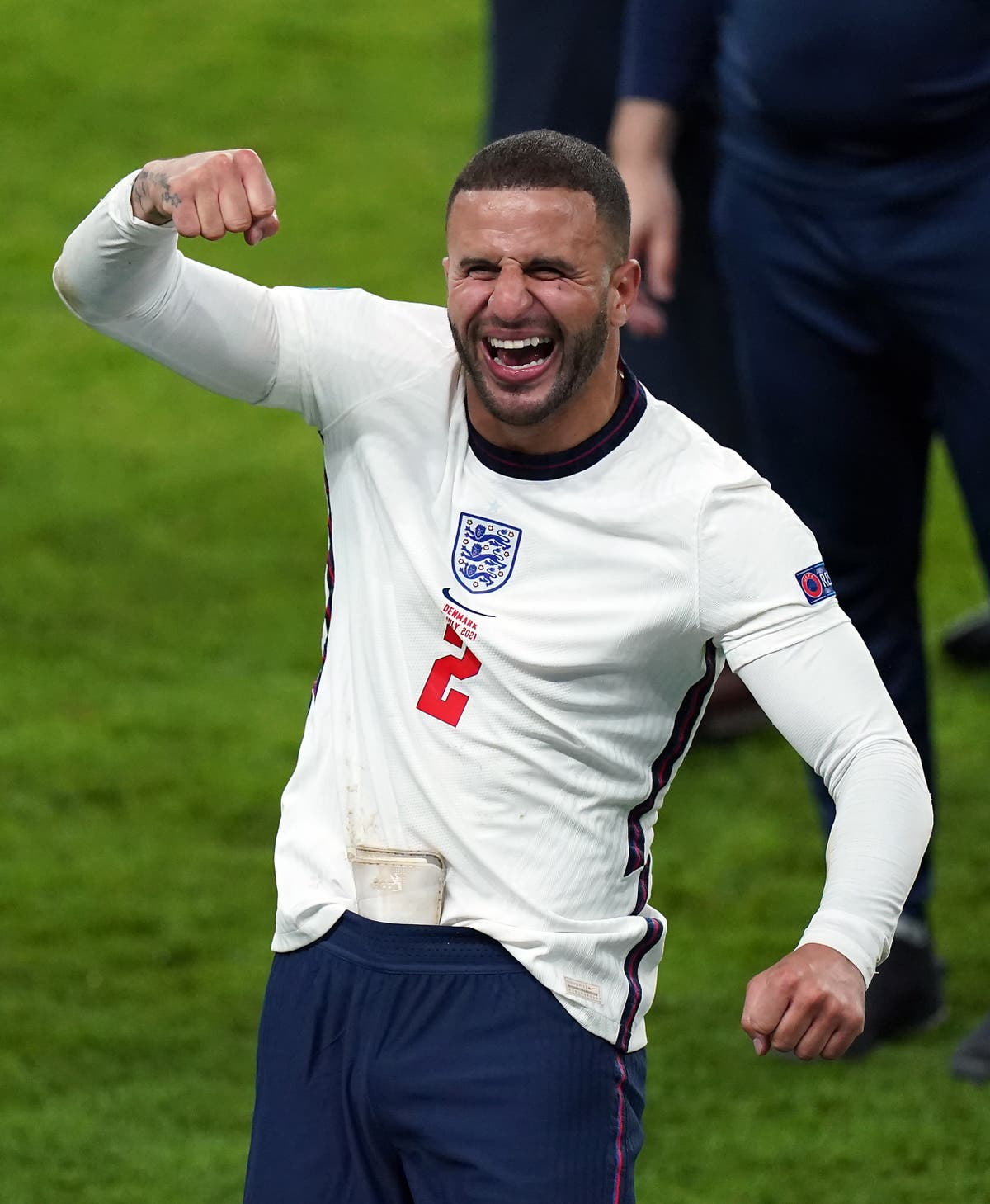 Kyle Walker an inspiration at youth club which set him on way to England stardom